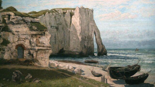 La mer en peinture