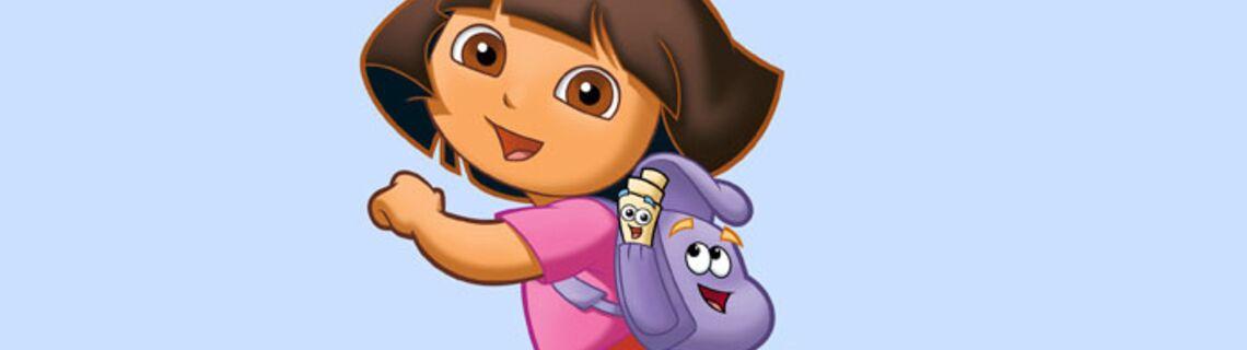 Dora L Exploratrice Dora Et Puppy Au Secours De Babouche