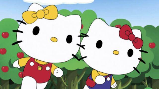 Hello Kitty : le secret de la forêt des pommes