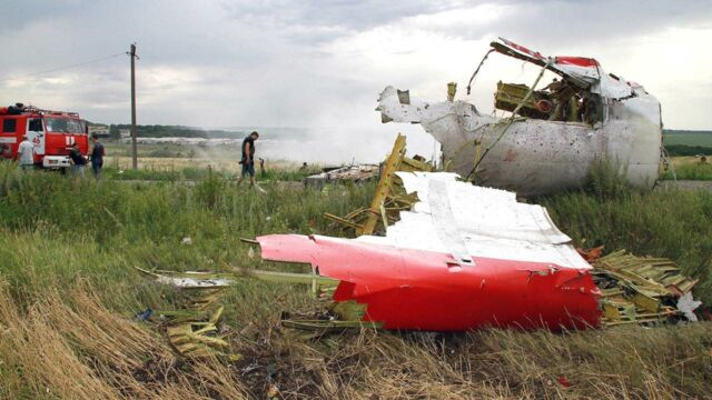 La vérité sur le crash du MH17