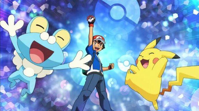 Pokémon Une Collaboration Fructueuse Saison 18 Episode 1