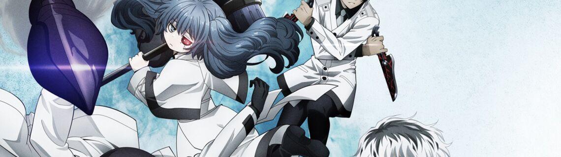 Tokyo Ghoul:re : La veille - Fresh saison 3 episode 3