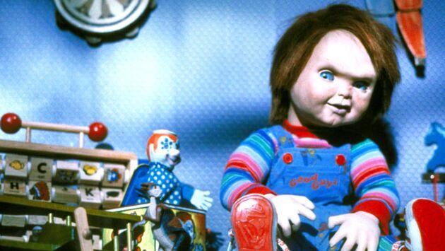 Chucky, la poupée de sang
