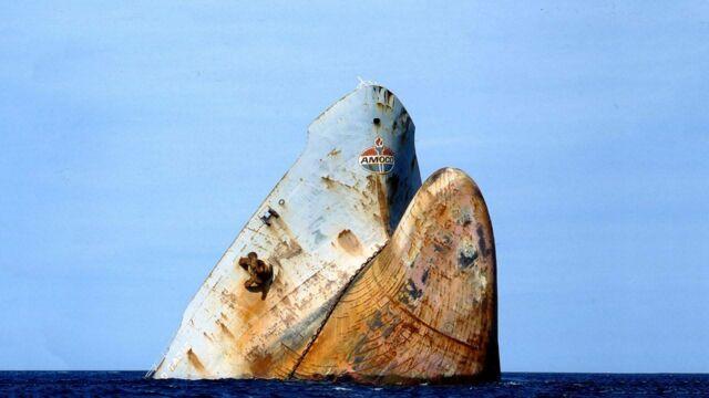 Amoco Cadiz : la marée noire du siècle