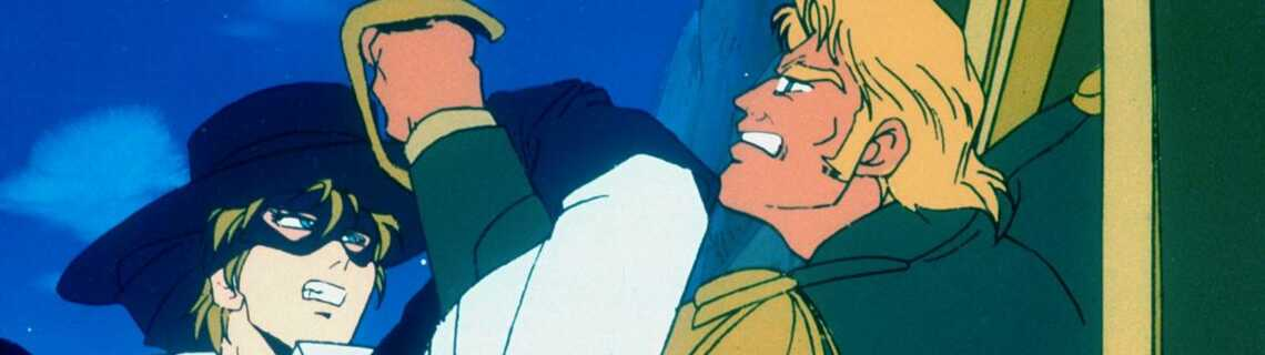 La Legende De Zorro Le Faussaire Saison 1 Episode 29 Dessinanime