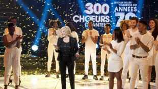 300 choeurs chantent les plus belles chansons des années 70