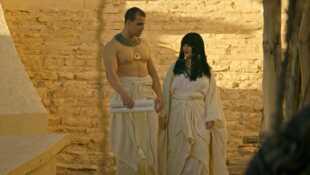 Le pouvoir des prêtresses égyptiennes
