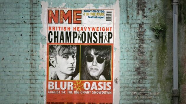 Blur / Oasis
