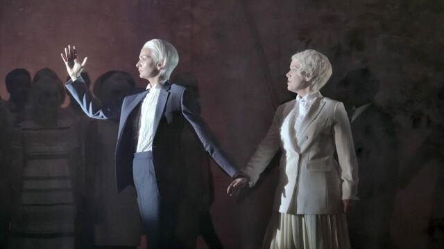 «Orphée et Eurydice», à l'Opéra Comique