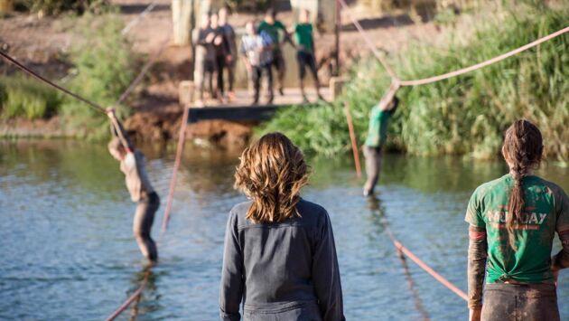 The Mud Day, la course dans la boue