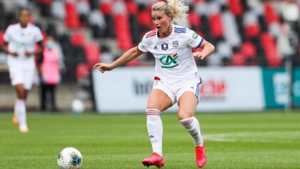 Football : Ligue des champions féminine