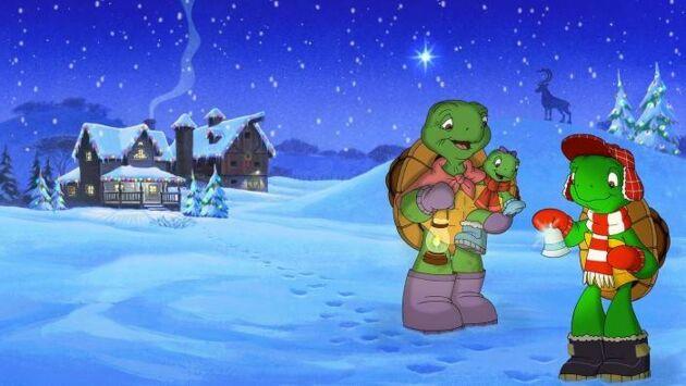 Le Noel Magique De Franklin Le Noël magique de Franklin de John Van Bruggen (2001), synopsis