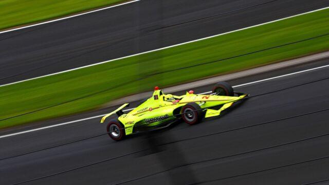 Indycar Series : 500 Miles d'Indianapolis