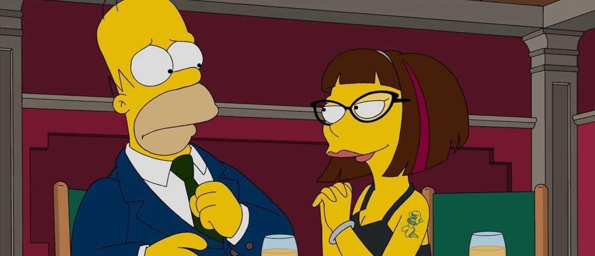 Les simpson le r ve de tout homme saison 27 episode 1 serie t l loisirs - Les simpson tout nu ...