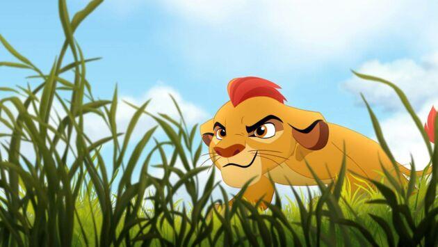 La garde du Roi Lion : un nouveau cri