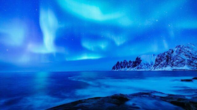 Nuits polaires en Scandinavie