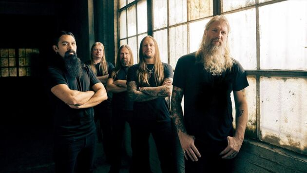 Amon Amarth in concert