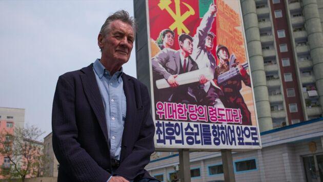 A travers la Corée du Nord avec Michael Palin