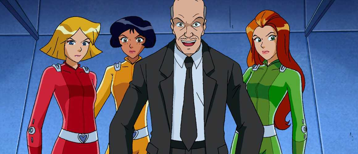totally spies la rencontre avec jerry