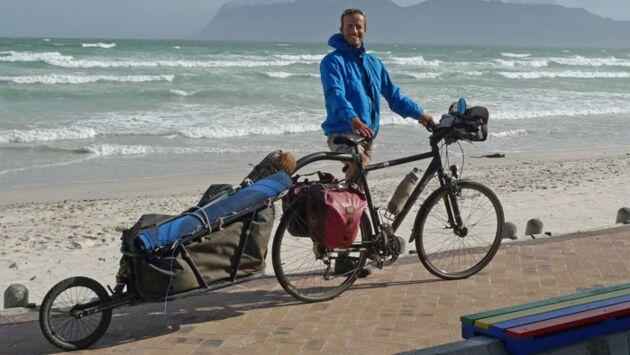L'Afrique à vélo