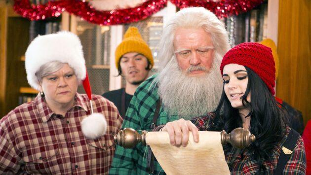 L'assistant du Père Noël