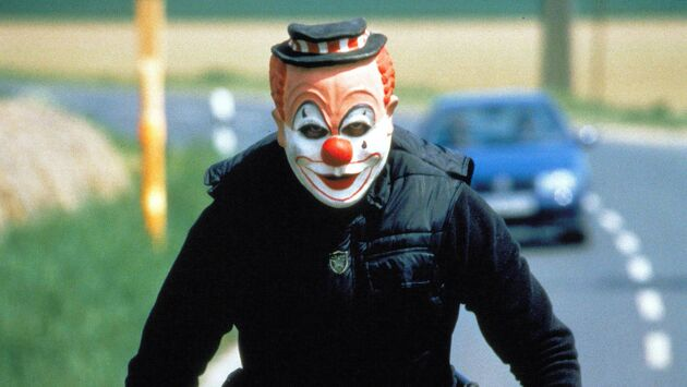 Le clown : le film