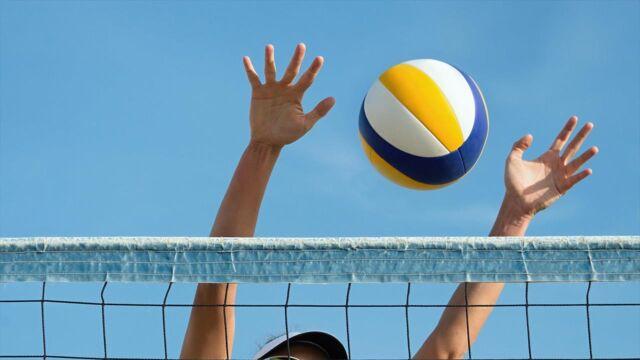 Beach-volleyball : Championnat d'Europe