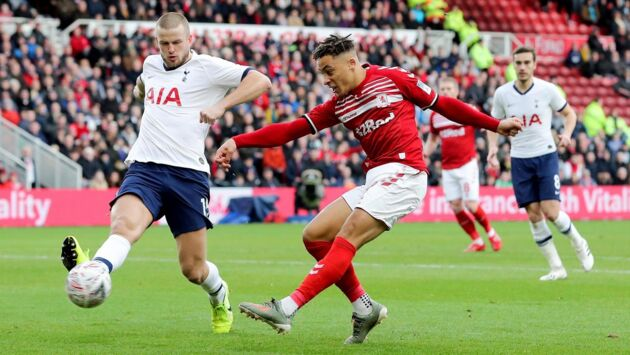 Tottenham / Middlesbrough