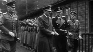 Les coulisses de l'histoire Hitler, l'art de la défaite