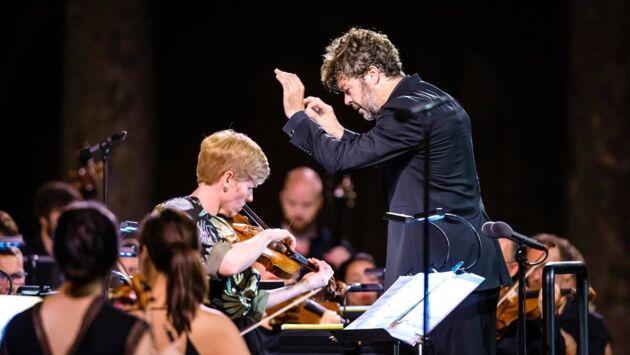 Pablo Heras-Casado et le Mahler Chamber Orchestra
