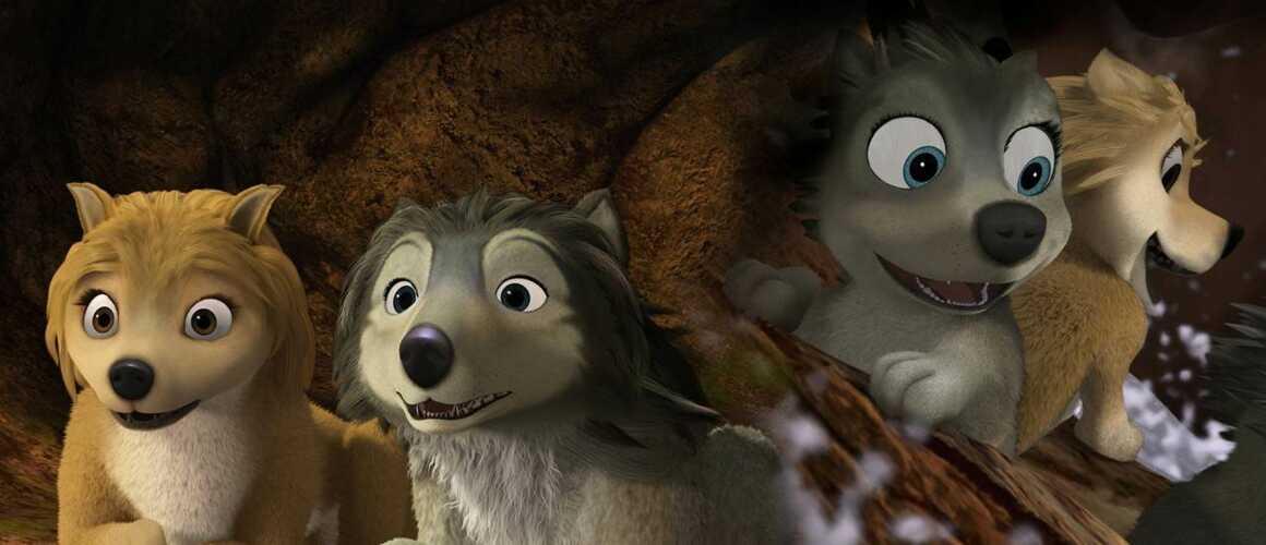 da591a6ec9a Alpha et Oméga   voyage au royaume des ours - Télé-Loisirs