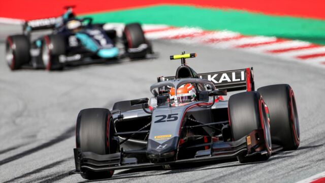 Formule 2 : Grand Prix du 70e anniversaire