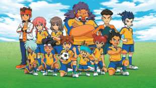 Inazuma eleven go arion contre sol daystar saison 1 - Inazuma eleven saison 1 ...