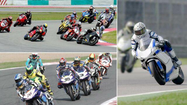 Motocyclisme : Championnat du monde de vitesse