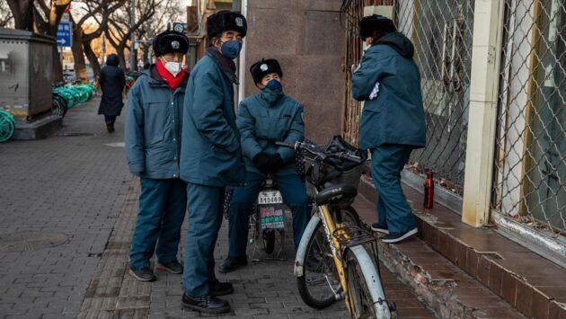 Pékin : chronique d'une épidémie