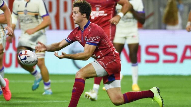 Rugby : Pro D2