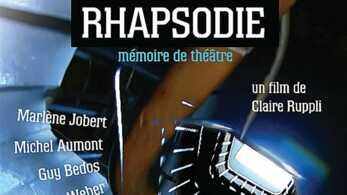 Blanche rhapsodie : mémoire de théâtre