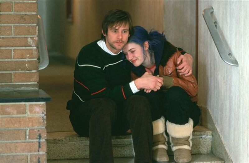 Eternal Sunshine of the Spotless Mind de Michel Gondry (2004