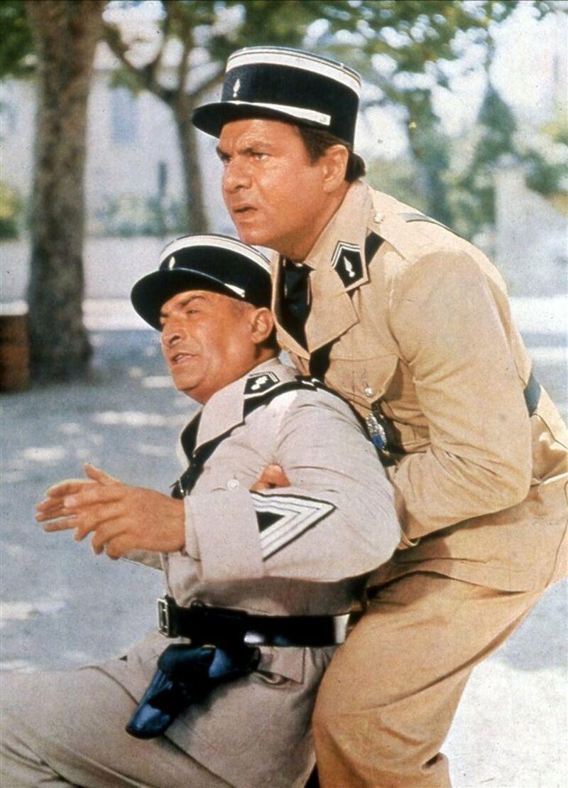 Le Gendarme De Saint Tropez De Jean Girault 1964 Synopsis