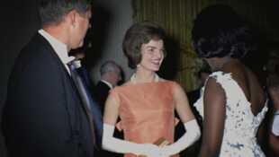 Jackie Kennedy, militante de la 1ère heure