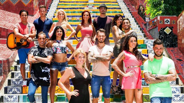 Les anges 7, Latin America