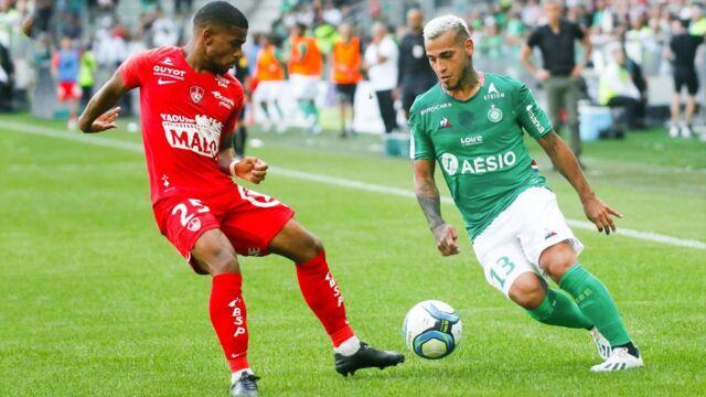 Brest / Saint-Etienne