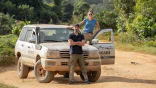 Off Roads, les routes de l'extrême A Madagascar avec Gil Alma