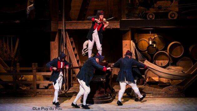 Puy du Fou : l'incroyable défi du nouveau spectacle