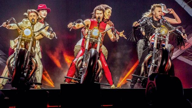 Take That : Concert du 30e anniversaire, Cardiff 2019