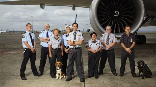 Patrouille frontalière Nouvelle-Zélande