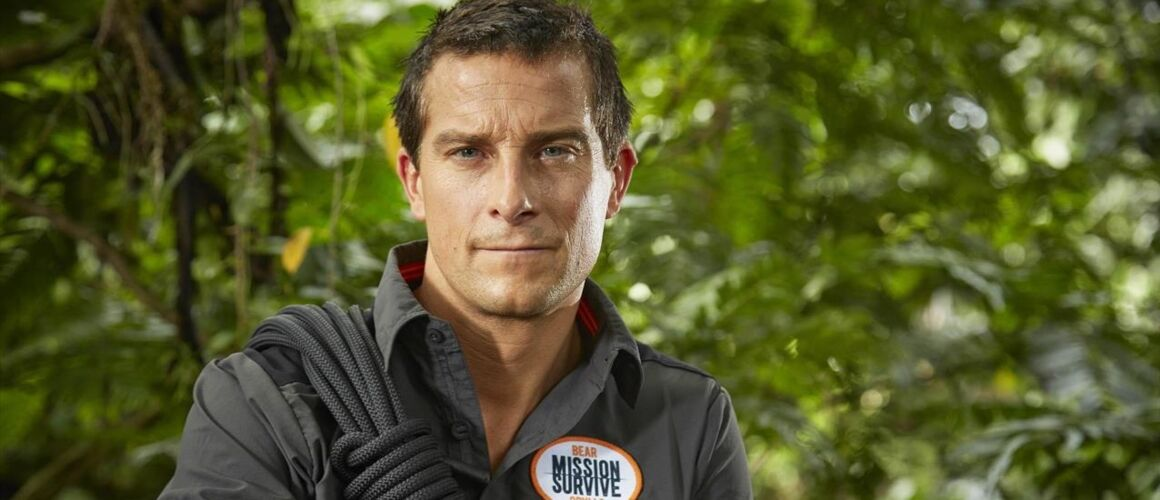 drew brees - bear grylls   vip vs  wild