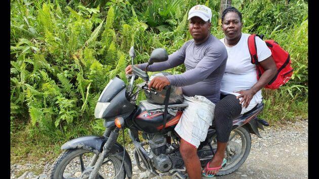 Sages-femmes dans la jungle amazonienne