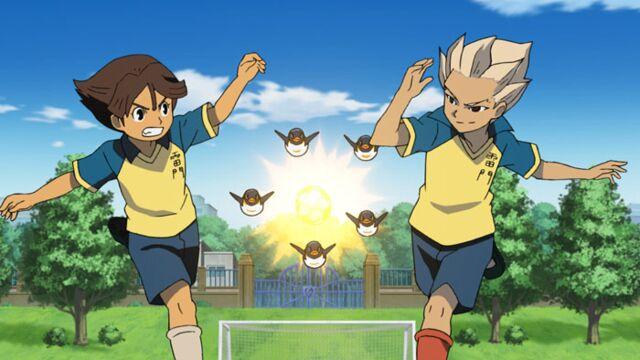 Inazuma Eleven : Puissance football