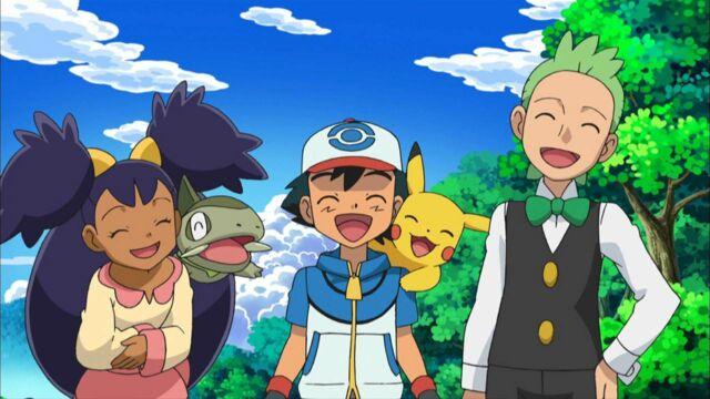 Pokémon XVI : Noir & Blanc, aventures à Unys